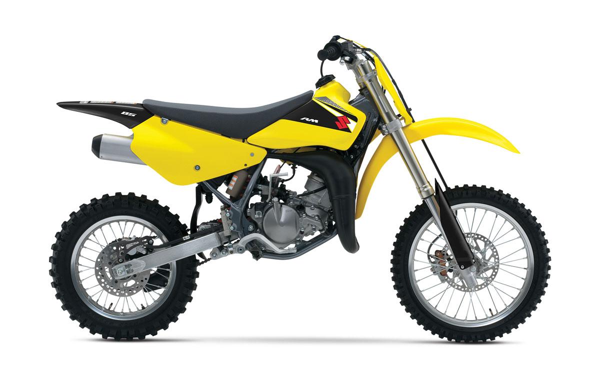 Suzuki  Dirt Bike Weight