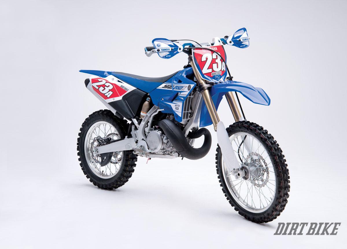 YAMAHA'S NEW OFF-ROAD TWO-STROKE   Dirt Bike Magazine