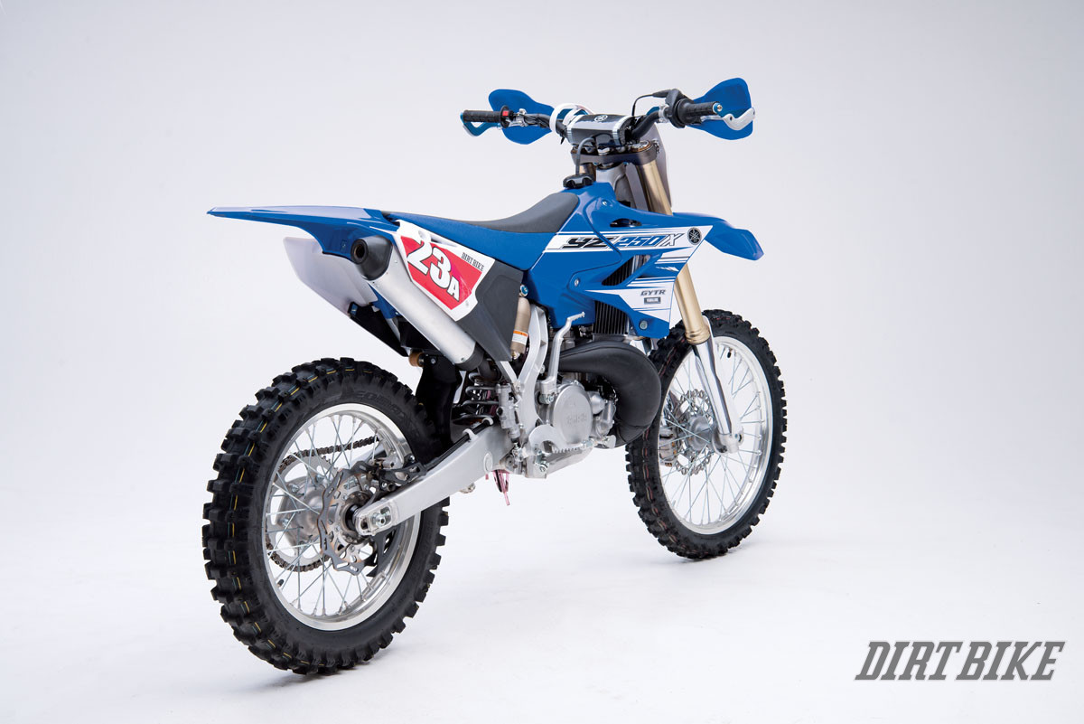 RON 9806web Yamahas Bombshell Was The Announcement Of An Off Road Two Stroke For 2016