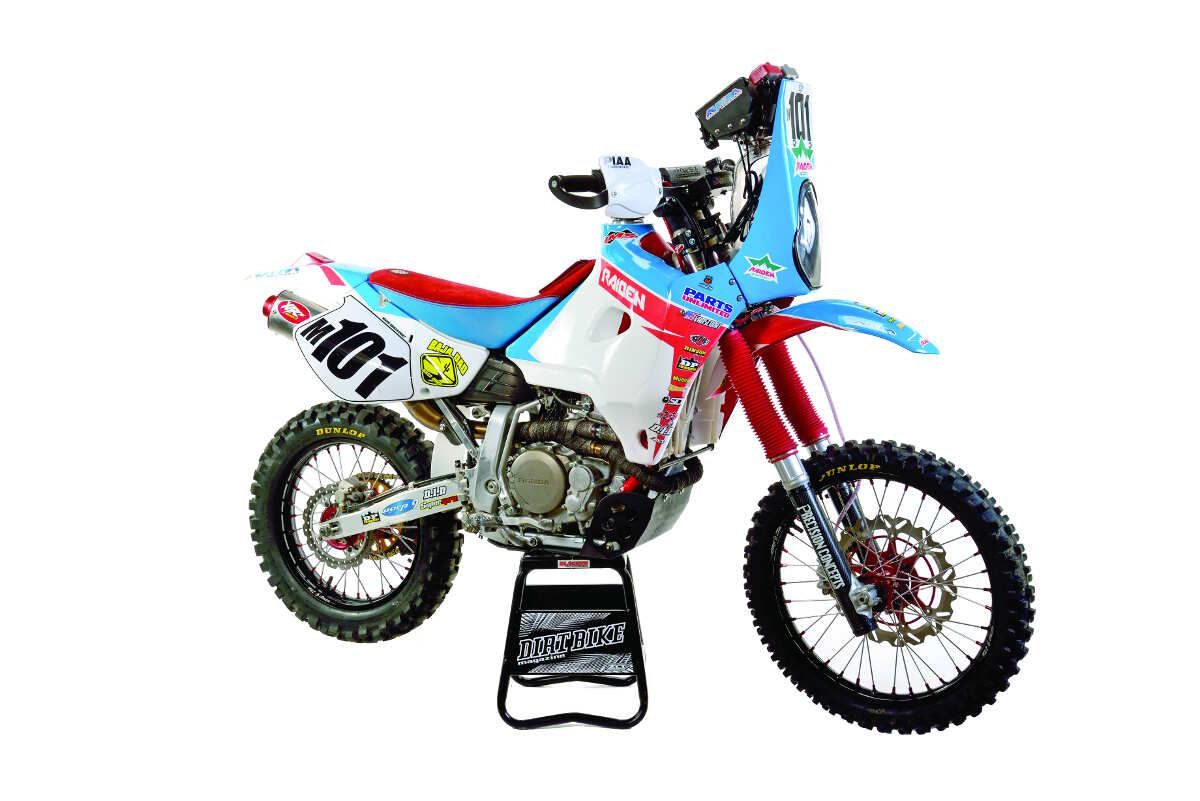 2018 honda xr 650. contemporary 2018 under the rally trappings thereu0027s an iconic baja racer there to this day 2018 honda xr 650