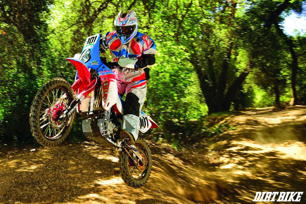 Best Cruiser Motorcycle >> CORTEZ CRUISER: An XR650R finds a second life doing what it does best | Dirt Bike Magazine
