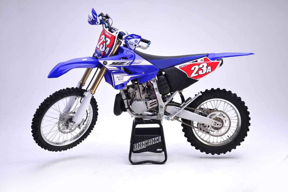 2016 2 Stroke Buyers Guide Dirt Bike Magazine Ktm Freeride 250 Wiring Diagram Yamaha