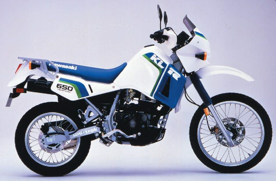 klr650 dirt bike magazine 10 best dirt bikes of the '90s KLR 250 Wiring Diagram at webbmarketing.co