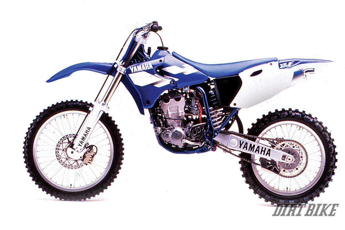 What Year Did Yamaha Start Fuel Injection On Yzf