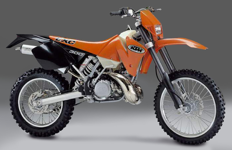 ALL ABOUT THE KTM 300 2-STROKE | Dirt Bike Magazine