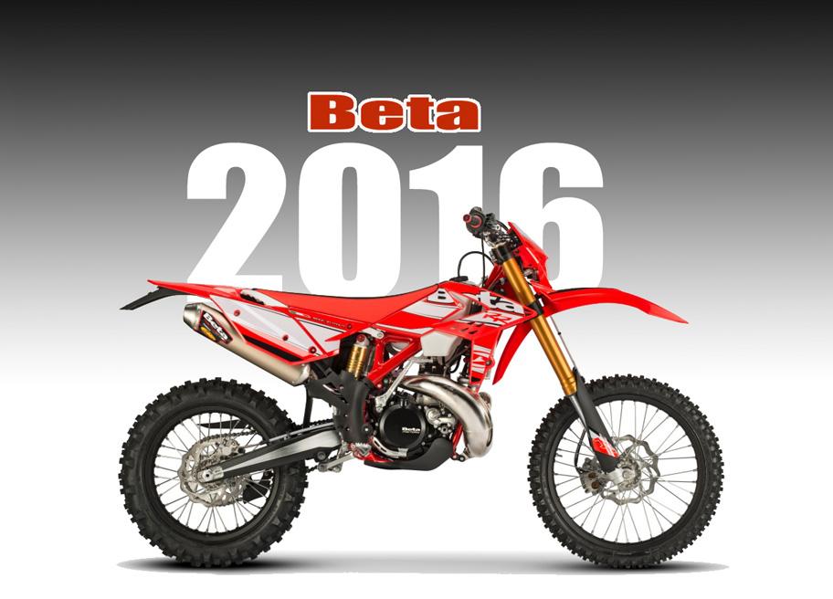 Beta For 2016 Dirt Bike Magazine