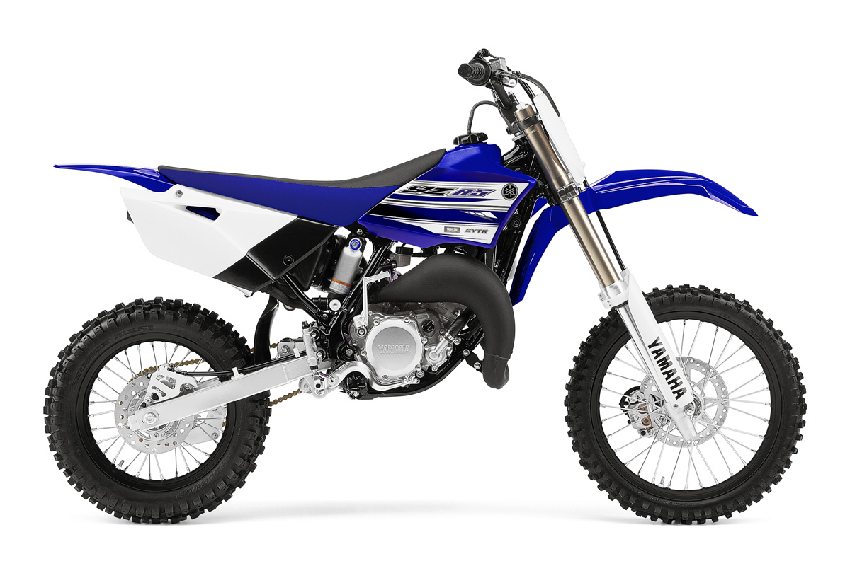 2016 2 Stroke Buyers Guide Dirt Bike Magazine Ktm Freeride 250 Wiring Diagram Yamaha Yz85 4090