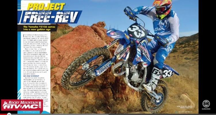 ROCKY MTN YZ125 PROJECT | Dirt Bike Magazine