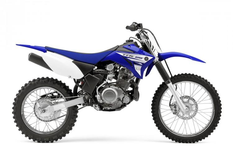Yamaha Four Stroke Dirt Bike