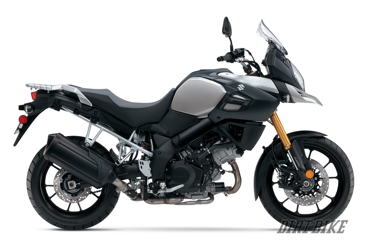 The 2016 Suzuki V Strom 1000 Abs Is Primed And Ready To Support Any Rider S Adventuresome Side Whether That Adventure A Multi Day Journey Or Commute