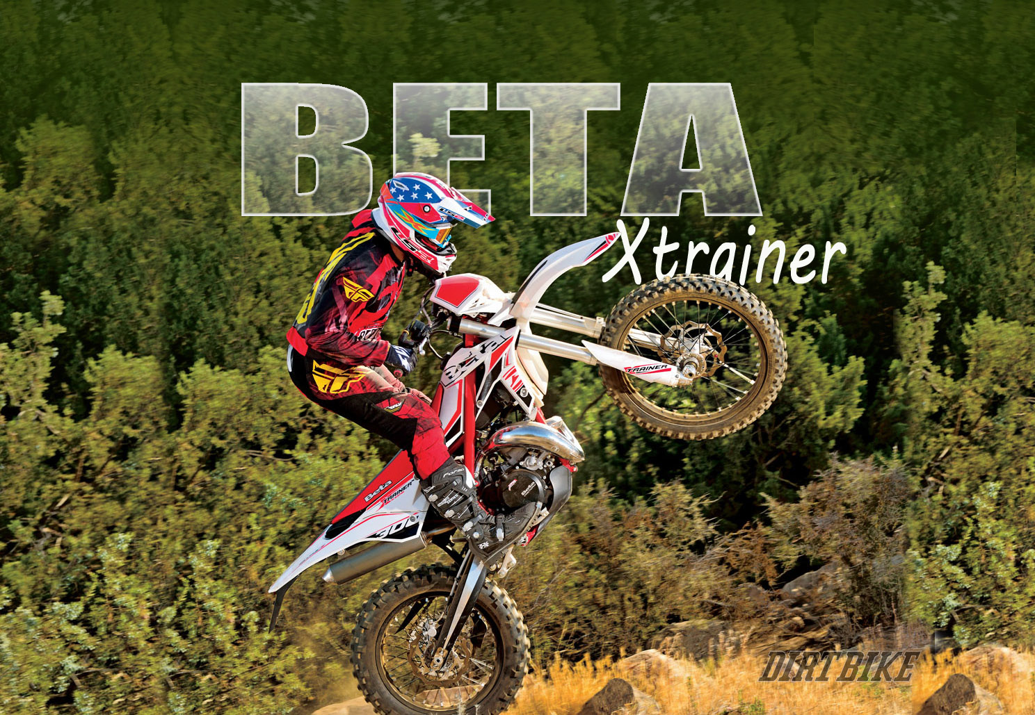 beta xtrainer dirt bike magazine. Black Bedroom Furniture Sets. Home Design Ideas