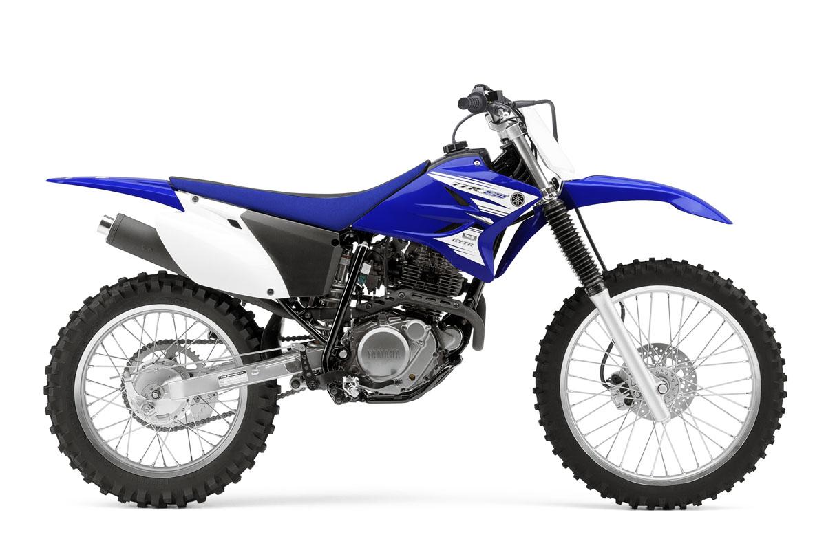 Yamaha Mini Dirt Bike Ttr