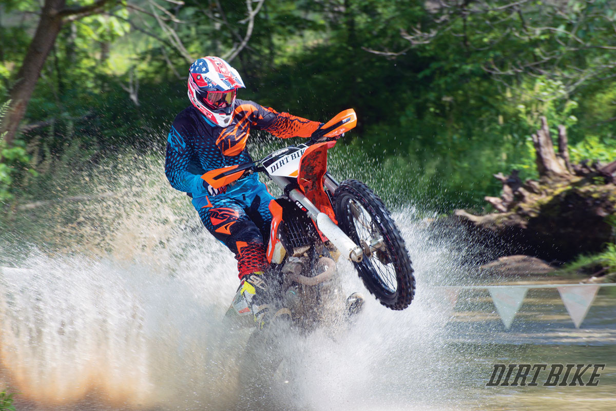 2016 Ktm 350xcf Full Test Dirt Bike Magazine 2014 350 Sx F Wiring Diagram The American Off Roader Is Winning Big With Ktms Constant Appetite For Technical Gains In An Array Of Equipment That Already Owns Front Row