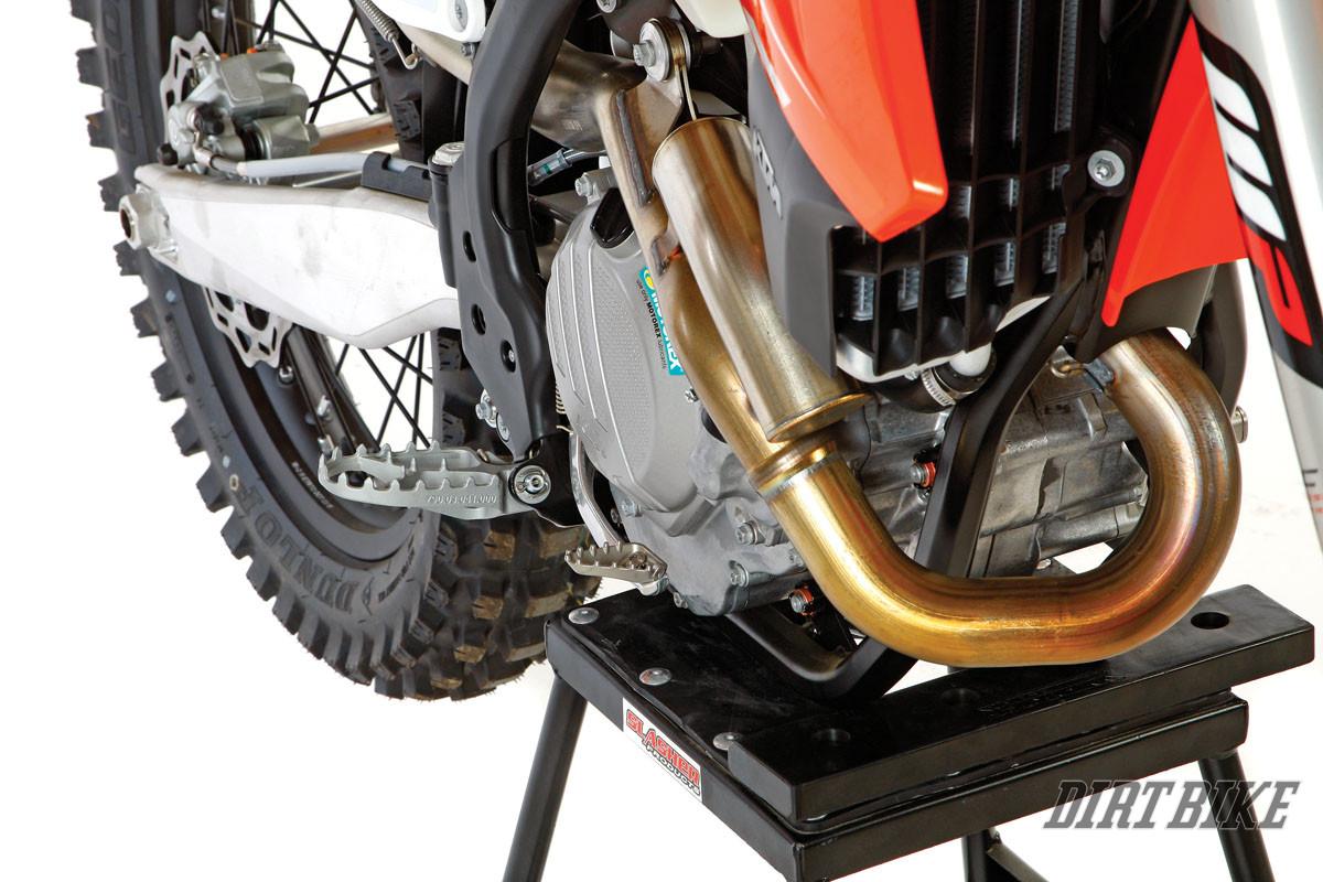 dirt bike magazine | 2016 ktm 350xcf full test