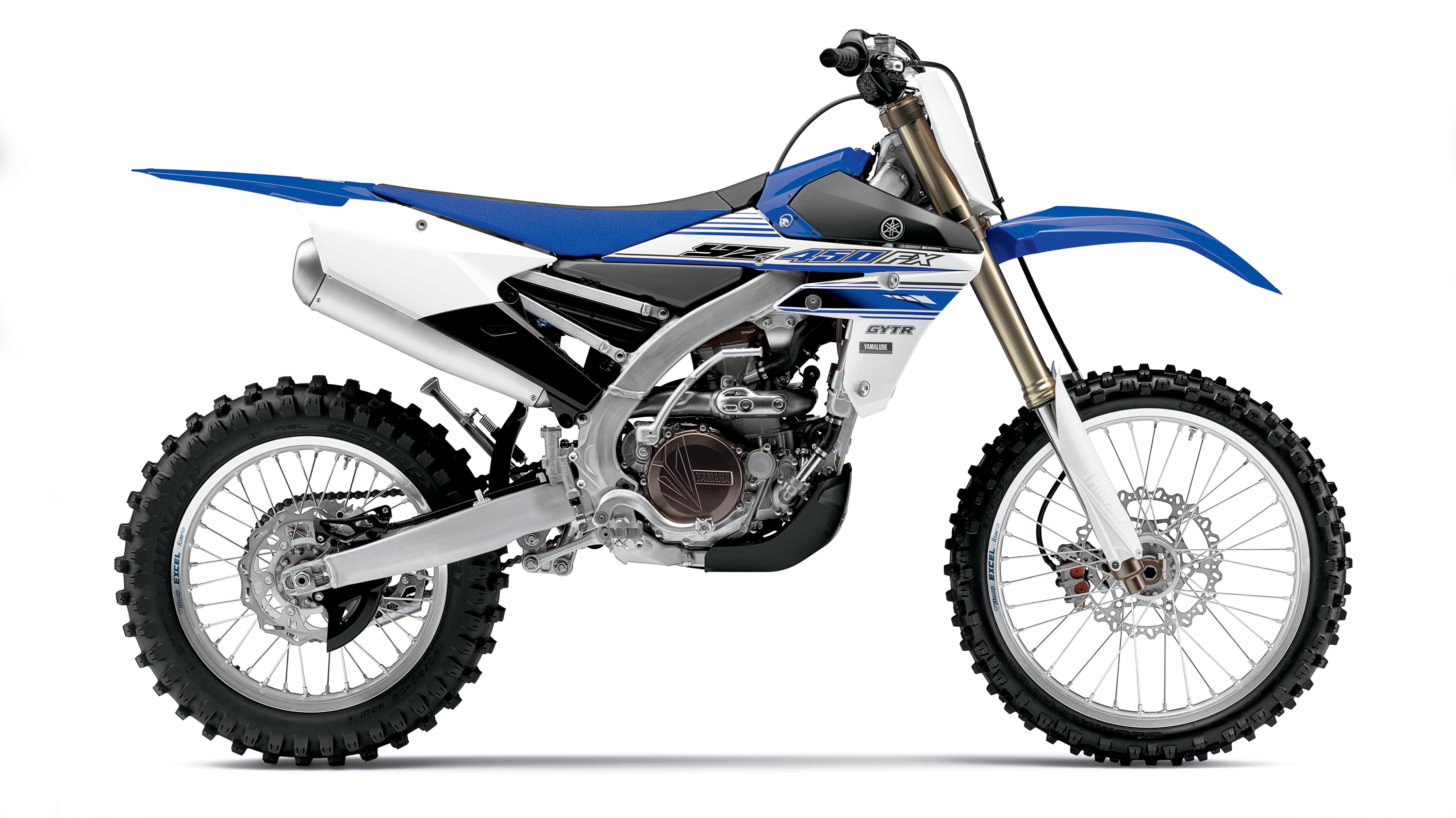 yamaha 39 s new electric start yz450fx dirt bike magazine. Black Bedroom Furniture Sets. Home Design Ideas