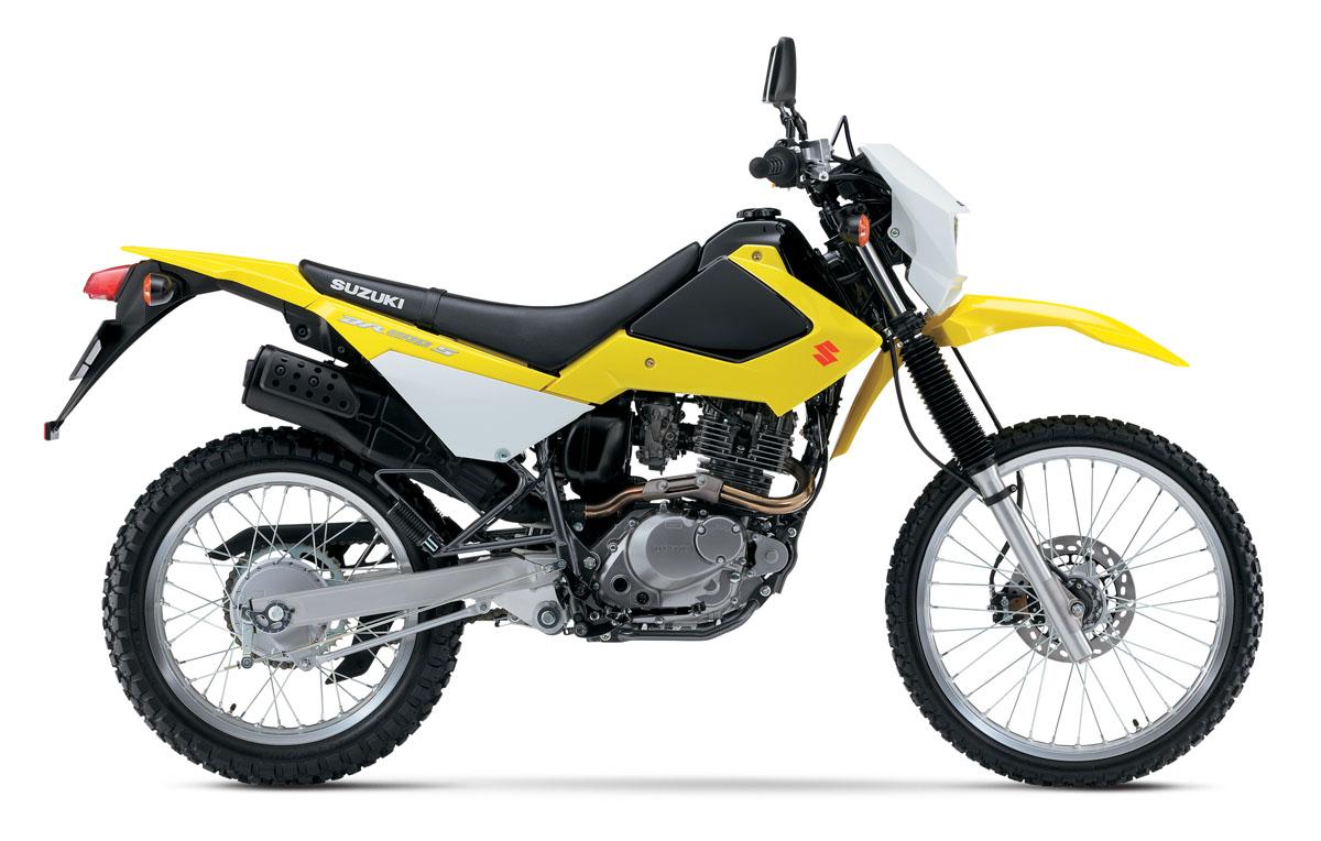 Suzuki Dr200s 4499