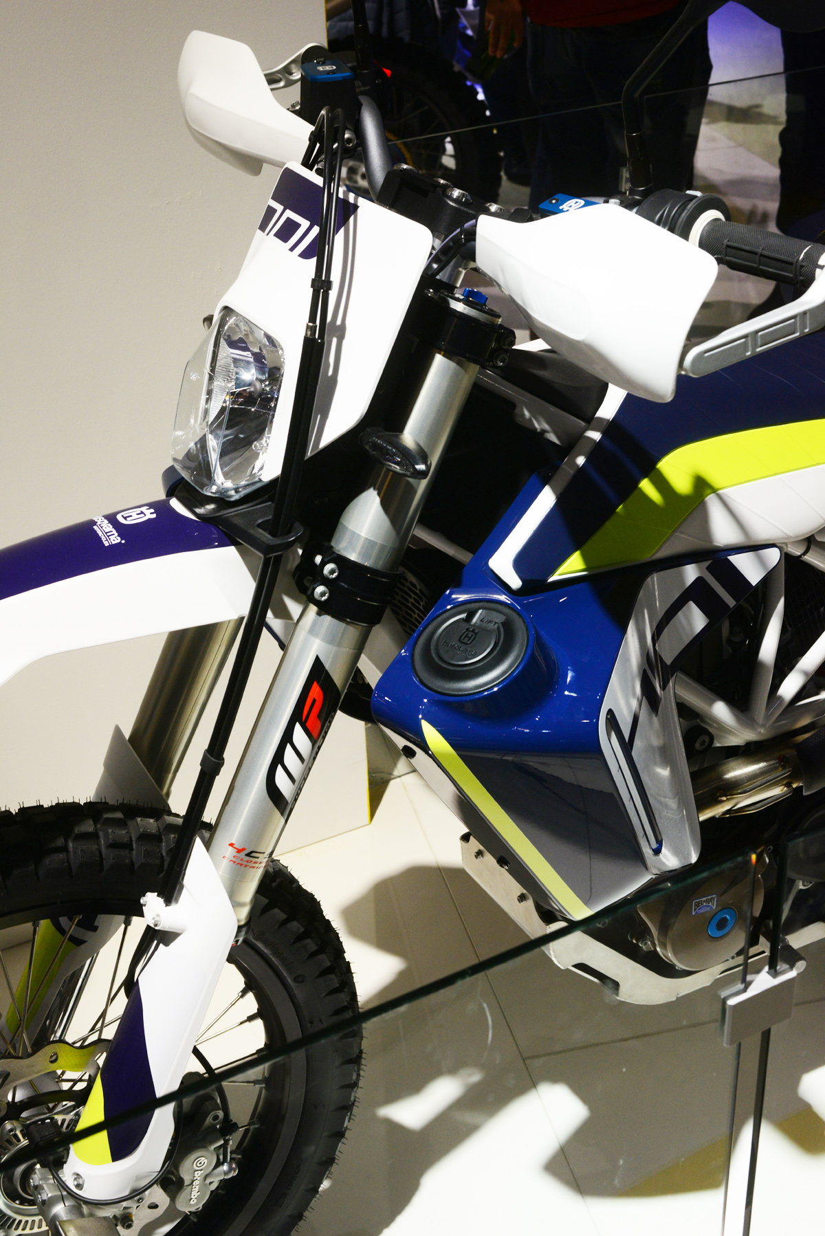 Eicma World S Largest Motorcycle Show Day 1 Dirt Bike