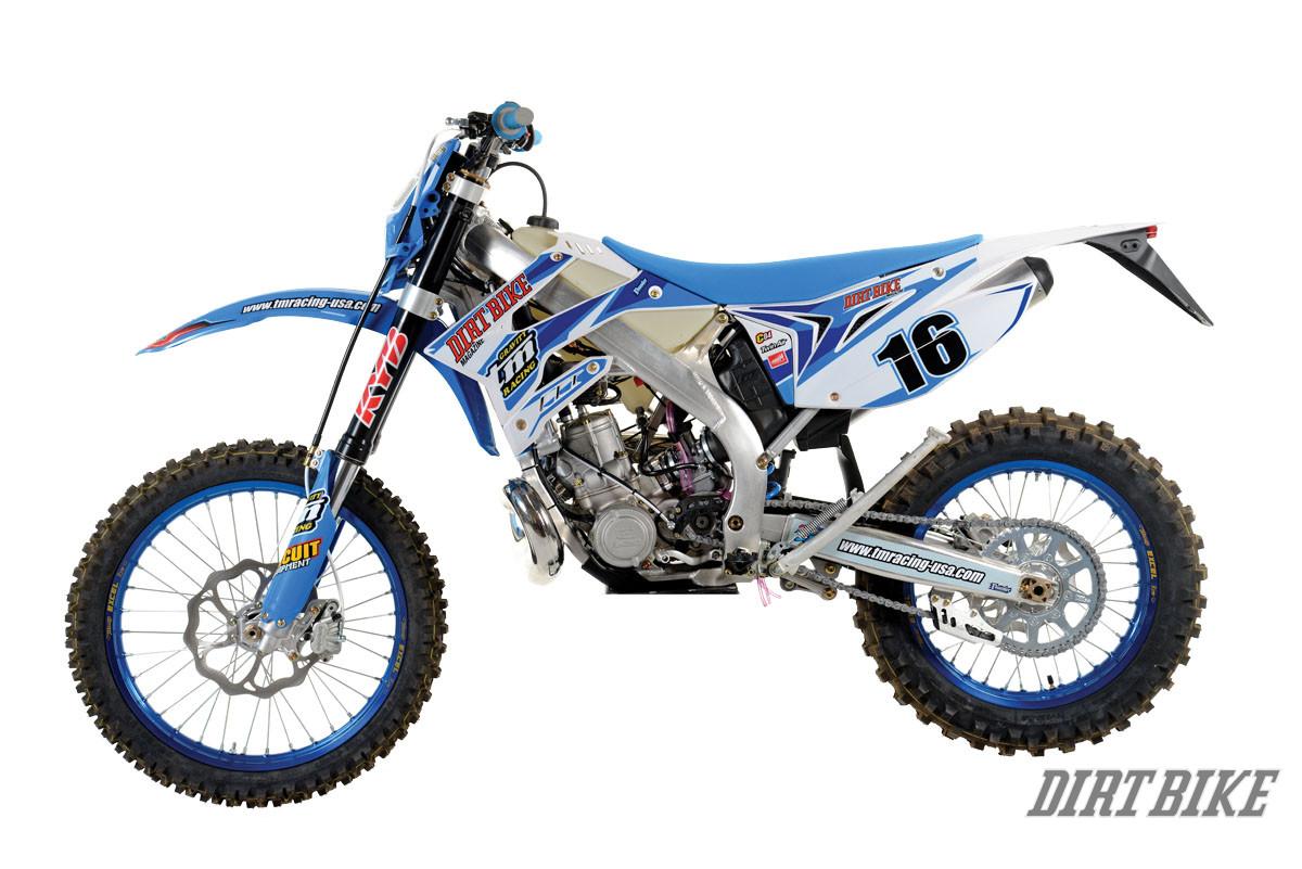 Tm Dirt Bikes >> Tm 300 2 Stroke Full Test Dirt Bike Magazine