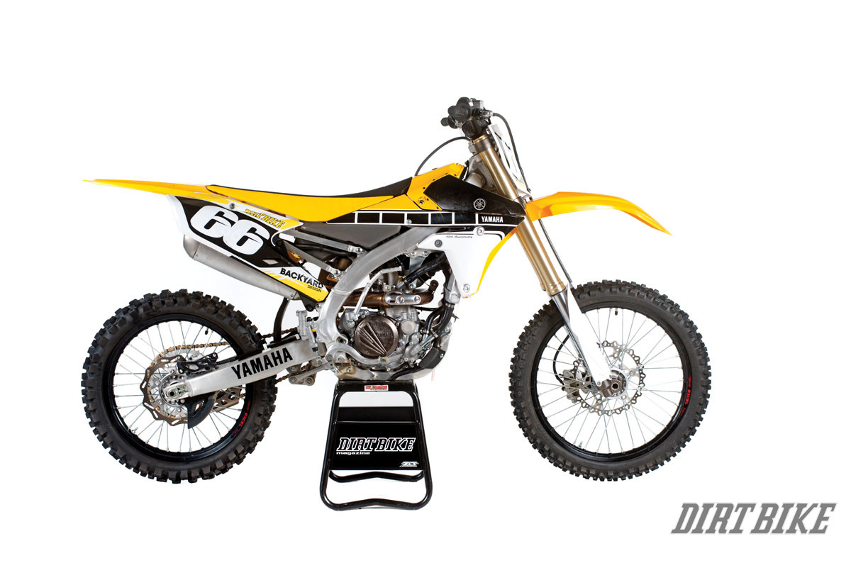 Everything Aligned For Yamaha In The 250 Cl 2017 National Mx Jeremy Martin Had Number One Plate Press Production Yz250f Won