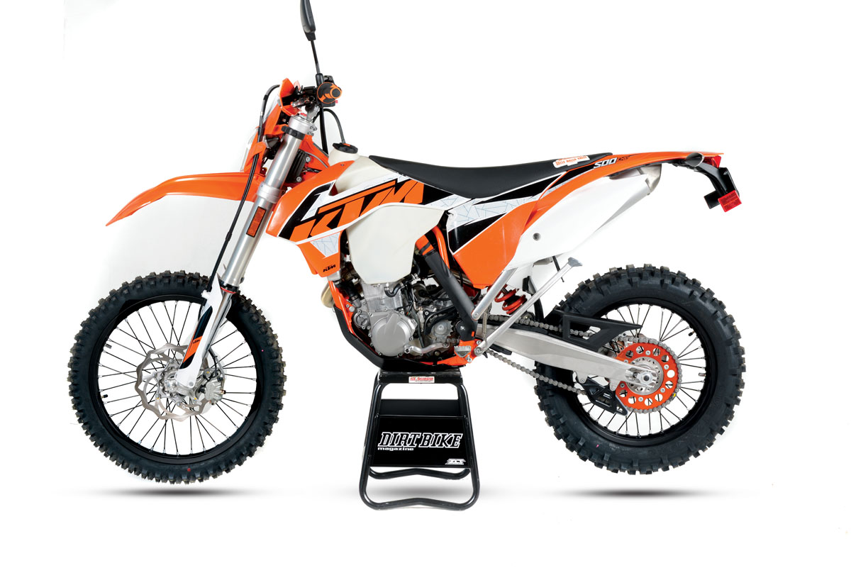 2015 Ktm 500 Exc >> Ktm 500exc Dual Sport Full Test Dirt Bike Magazine