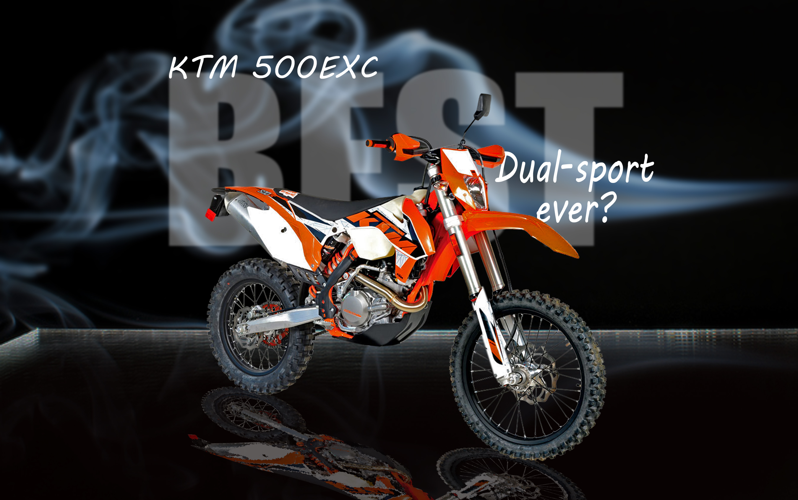 ktm 500exc dual sport full test dirt bike magazine. Black Bedroom Furniture Sets. Home Design Ideas