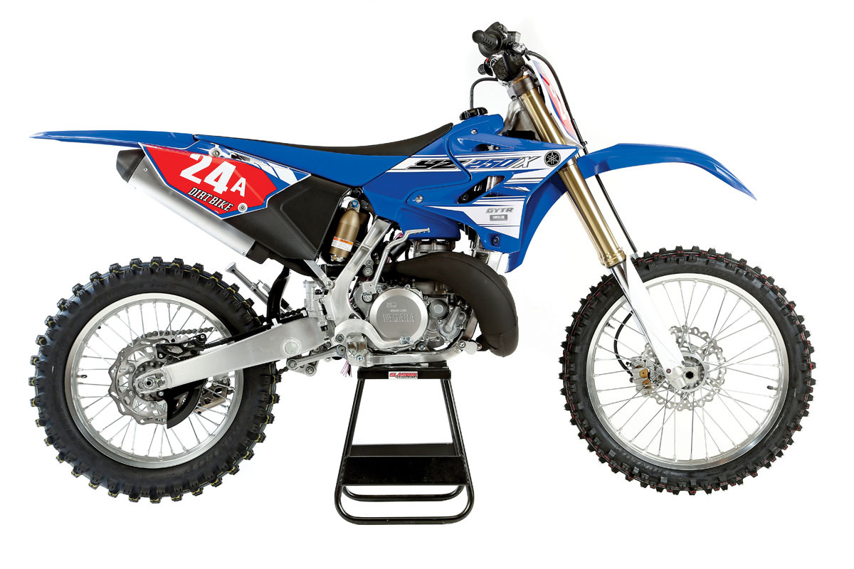 YAMAHA YZ250X OFF-ROAD 2-STROKE, FULL TEST | Dirt Bike Magazine