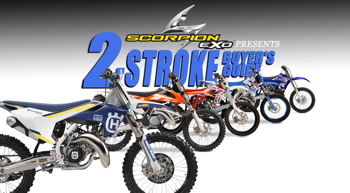 2016 2-STROKE BUYER'S GUIDE