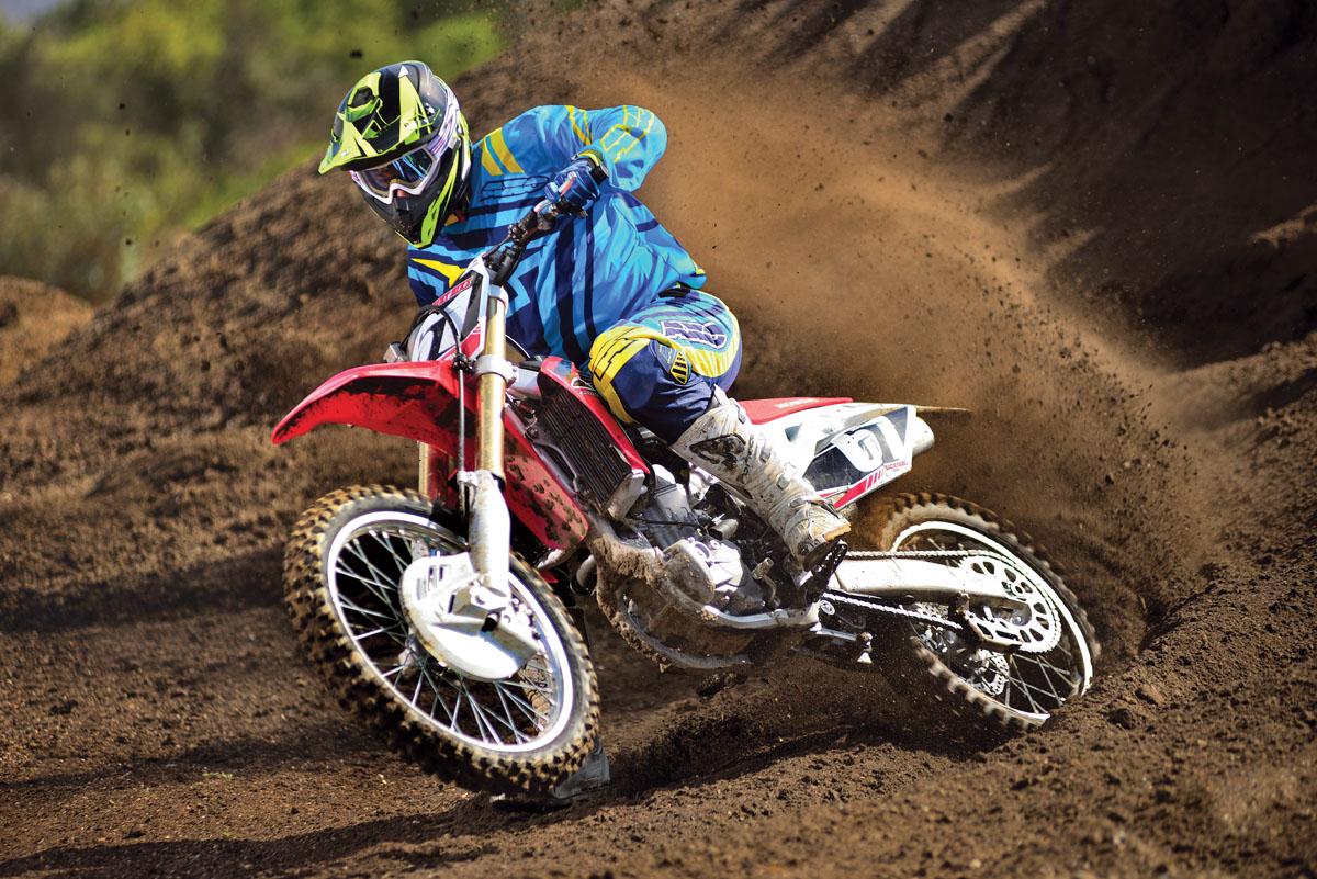 FULL TEST: HONDA CRF250R | Dirt Bike Magazine