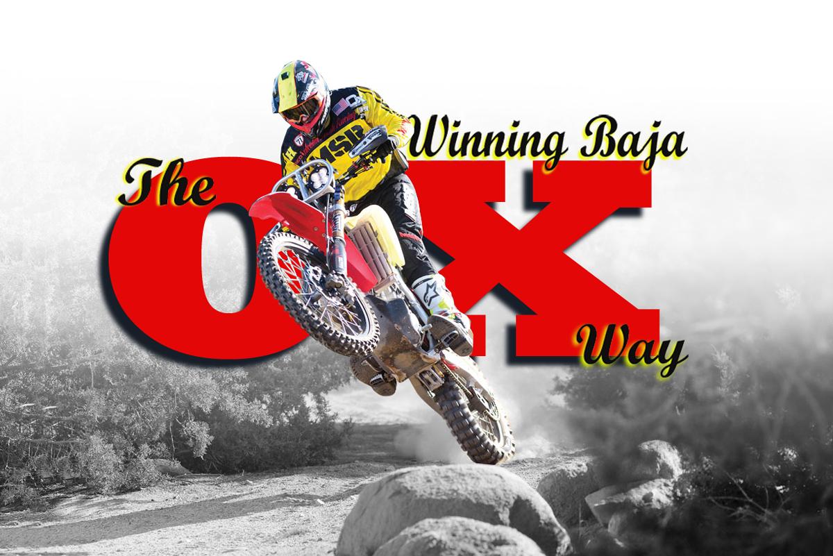 Team Ox How To Win Baja Dirt Bike Magazine