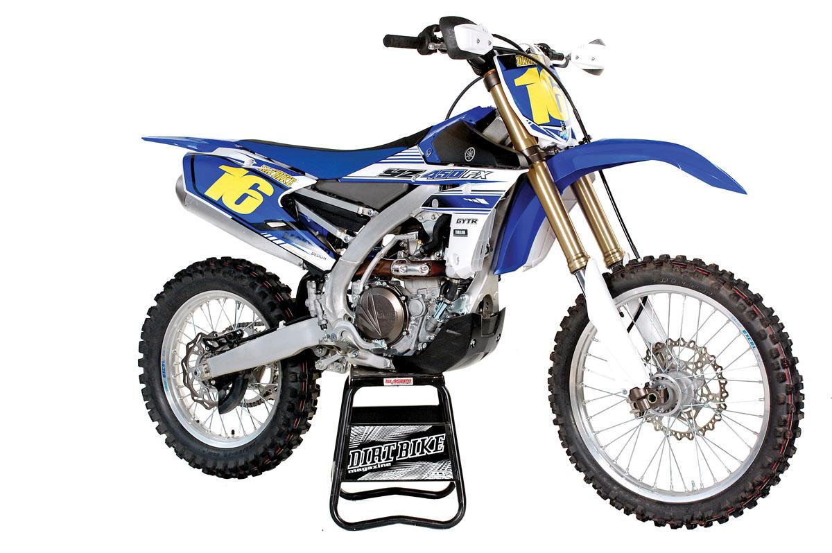 YAMAHA YZ450FX FULL TEST | Dirt Bike Magazine