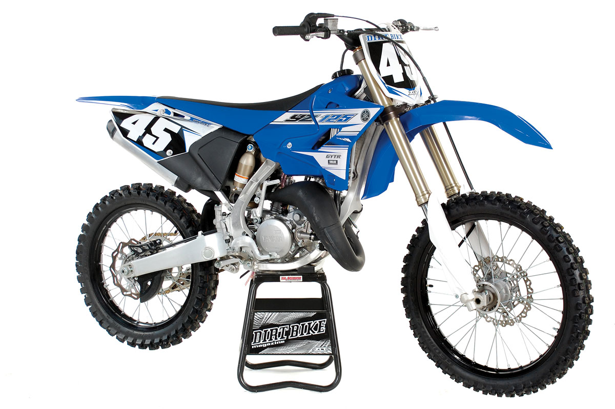 10 things you might not know about the yz125 dirt bike. Black Bedroom Furniture Sets. Home Design Ideas