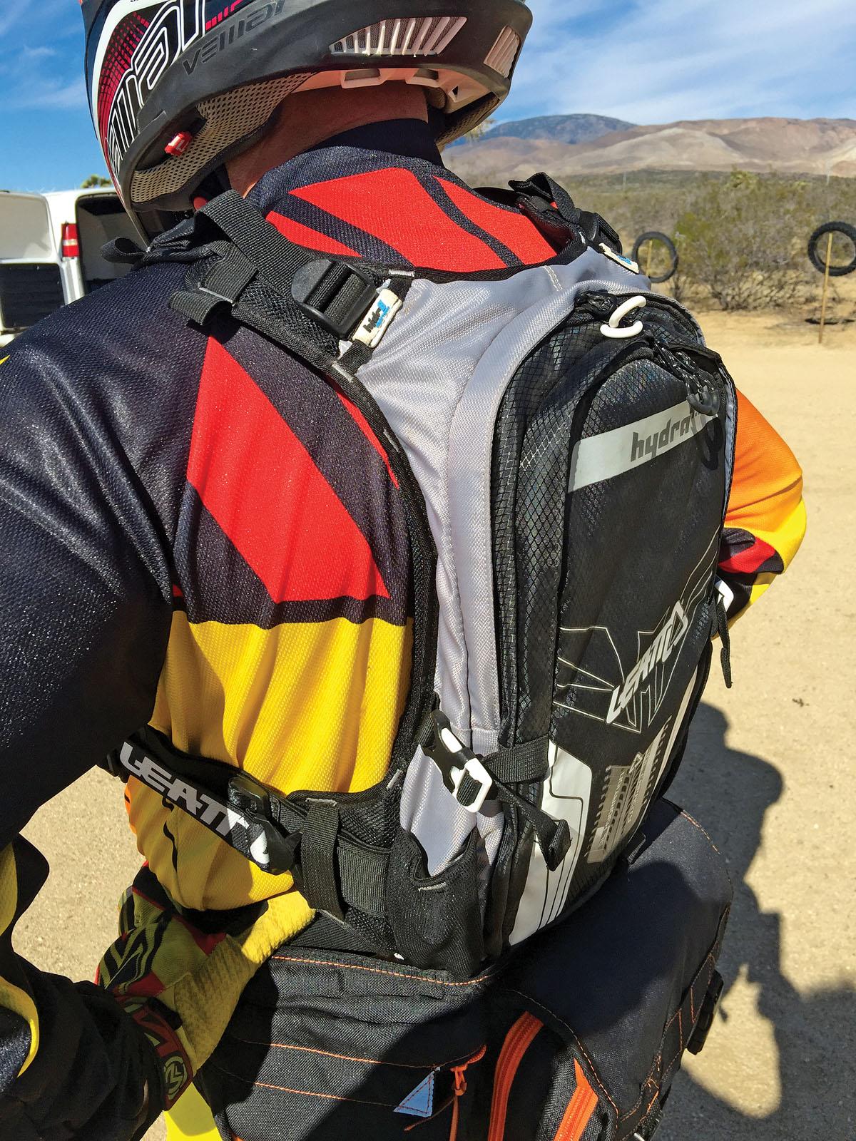 Leatt GPX 4.5 Hydra Chest Protector