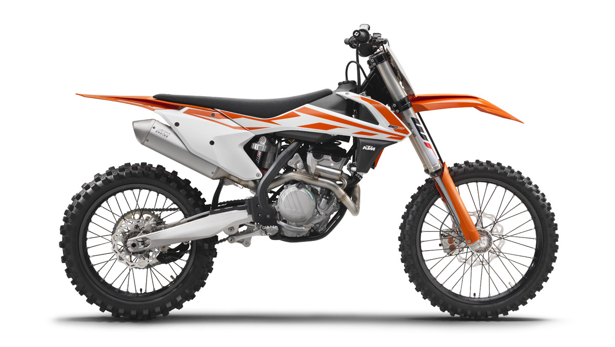 What S My Displacement On Ktm