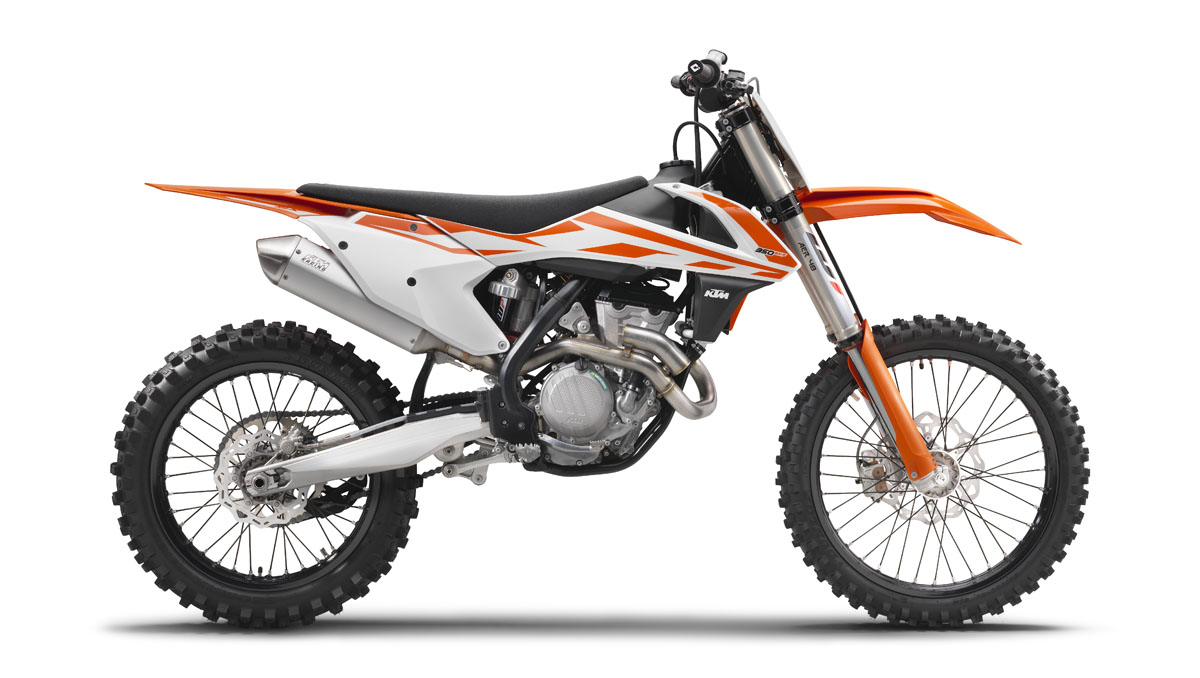 KTM MOTOCROSS BIKES FOR 2017 | Dirt Bike Magazine