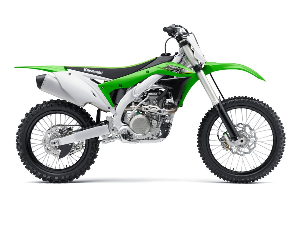 2017 Kawasaki Models Include All New Kx250f Dirt Bike Magazine