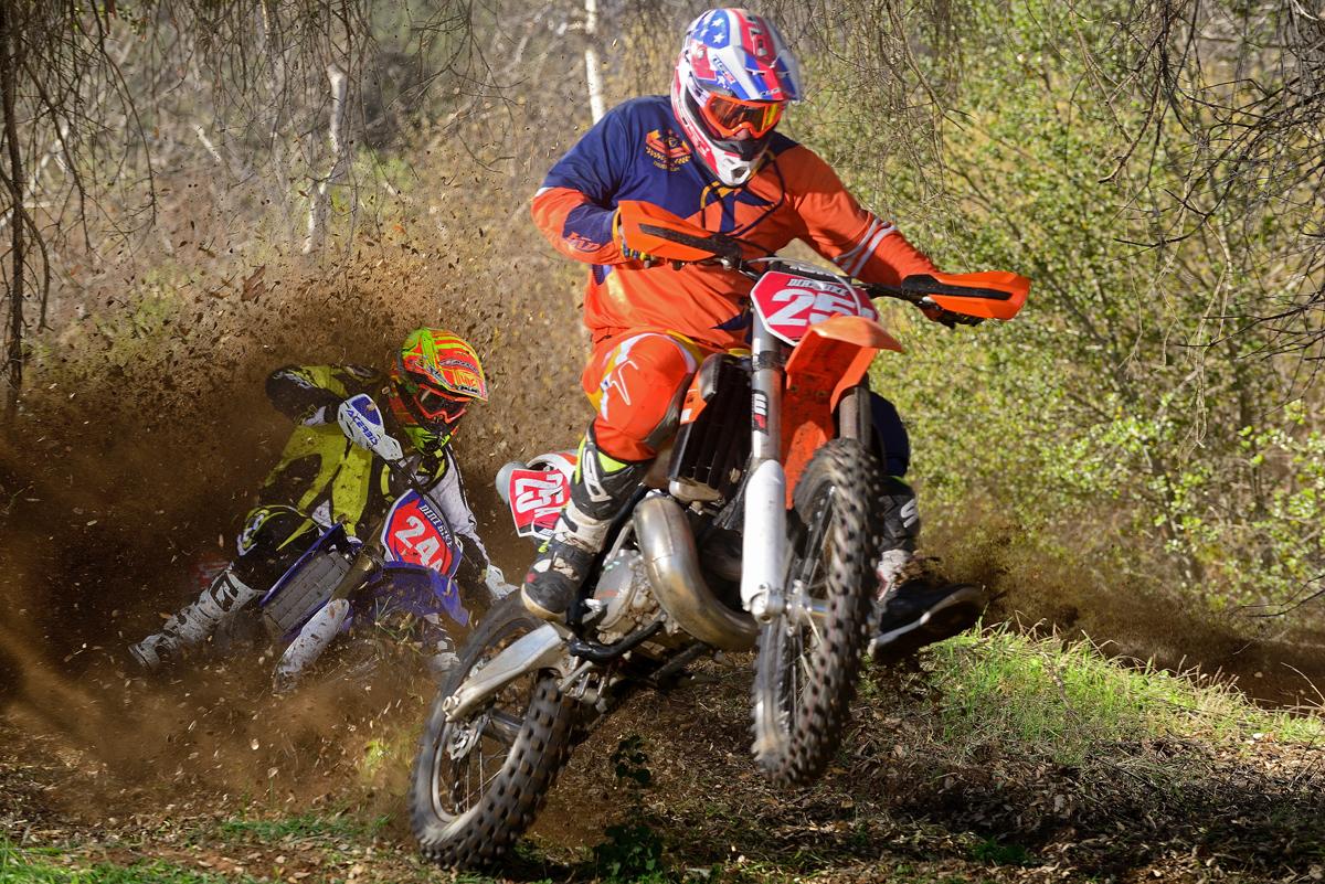 OFF-ROAD 2-STROKE SHOOTOUT | Dirt Bike Magazine