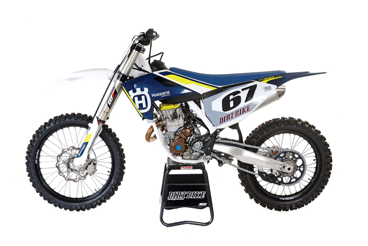 full test husqvarna fc350 dirt bike magazine