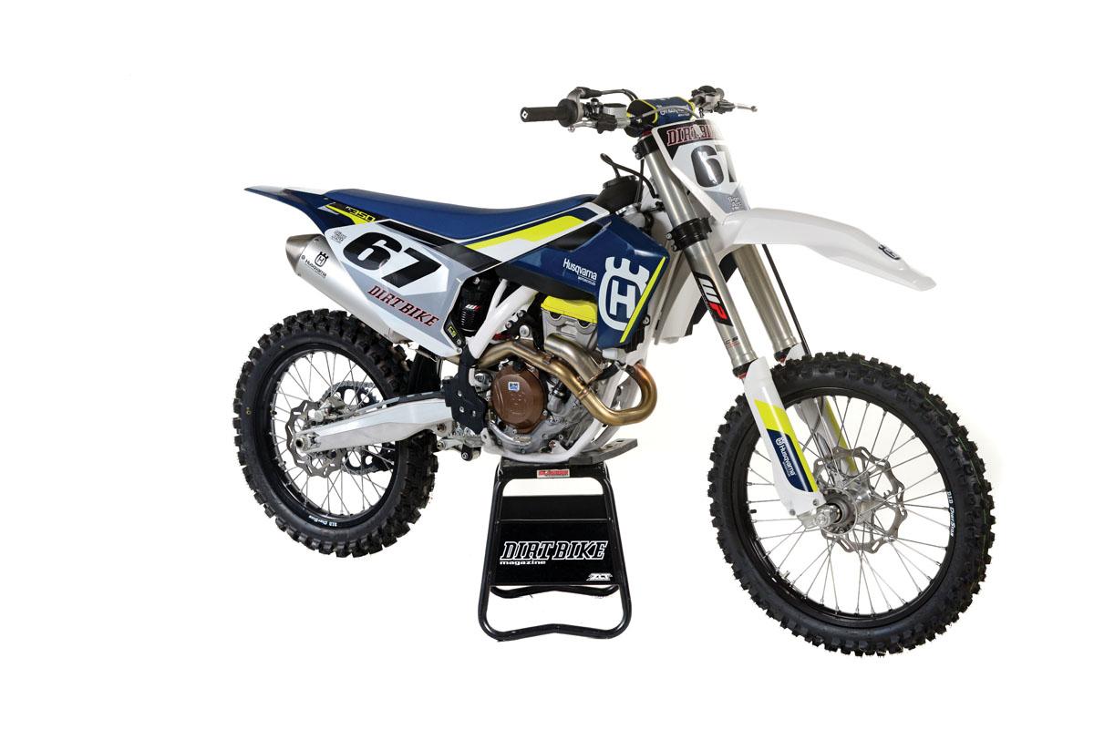 FULL TEST: HUSQVARNA FC350 | Dirt Bike Magazine
