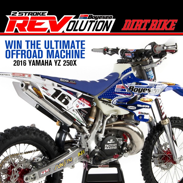 2 STROKE TUESDAY : BROUGHT TO YOU BY RYDCREW COM | Dirt Bike