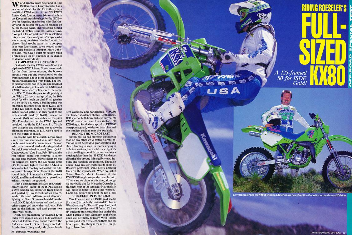 1989 kx80 motor