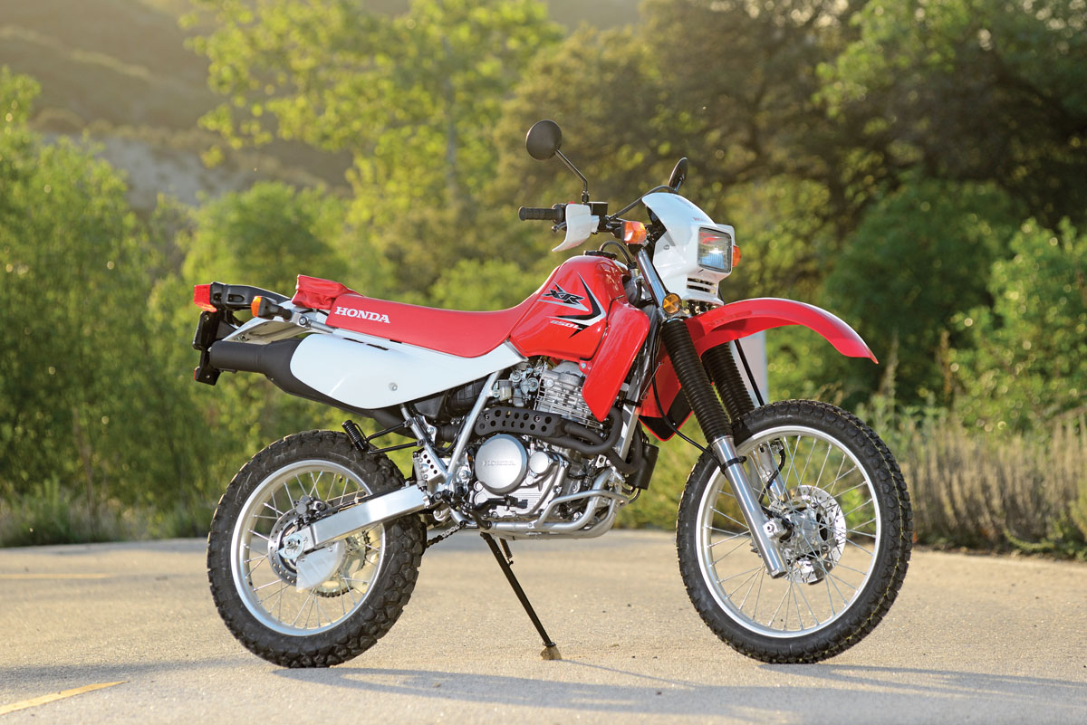 Dual Sport Test Honda Xr650l Dirt Bike Magazine
