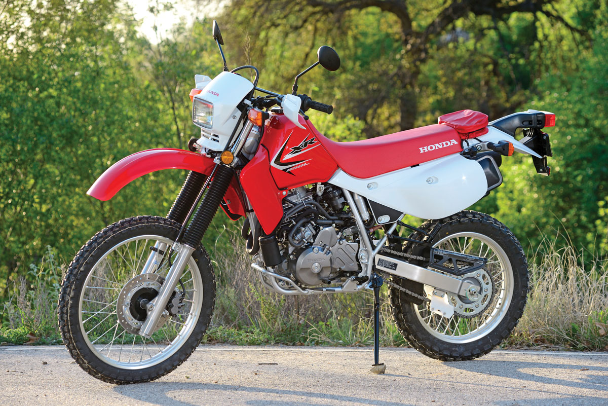 DUAL-SPORT TEST: HONDA XR650L | Dirt Bike Magazine