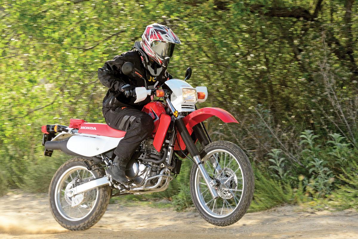 Dual Sport Test Honda Xr650l Dirt Bike Magazine