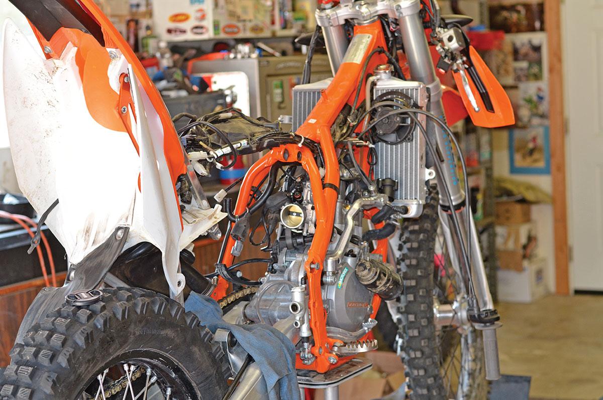 KTM 500EXC LEGAL MODS | Dirt Bike Magazine
