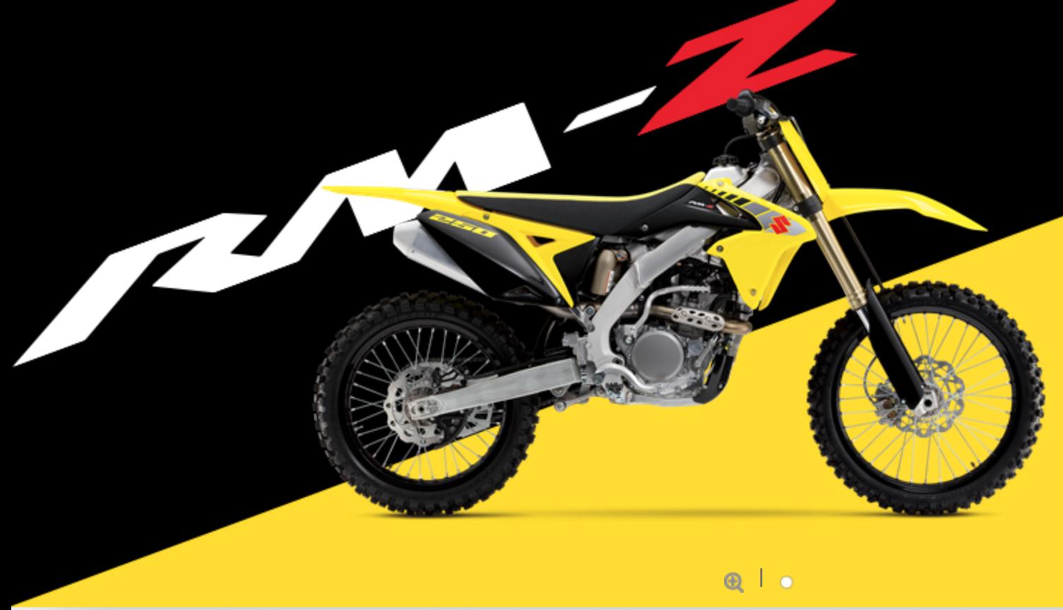 Groovy 2017 Suzukis Rmz250 450 Drzs And Dual Sport Dirt Bike Machost Co Dining Chair Design Ideas Machostcouk