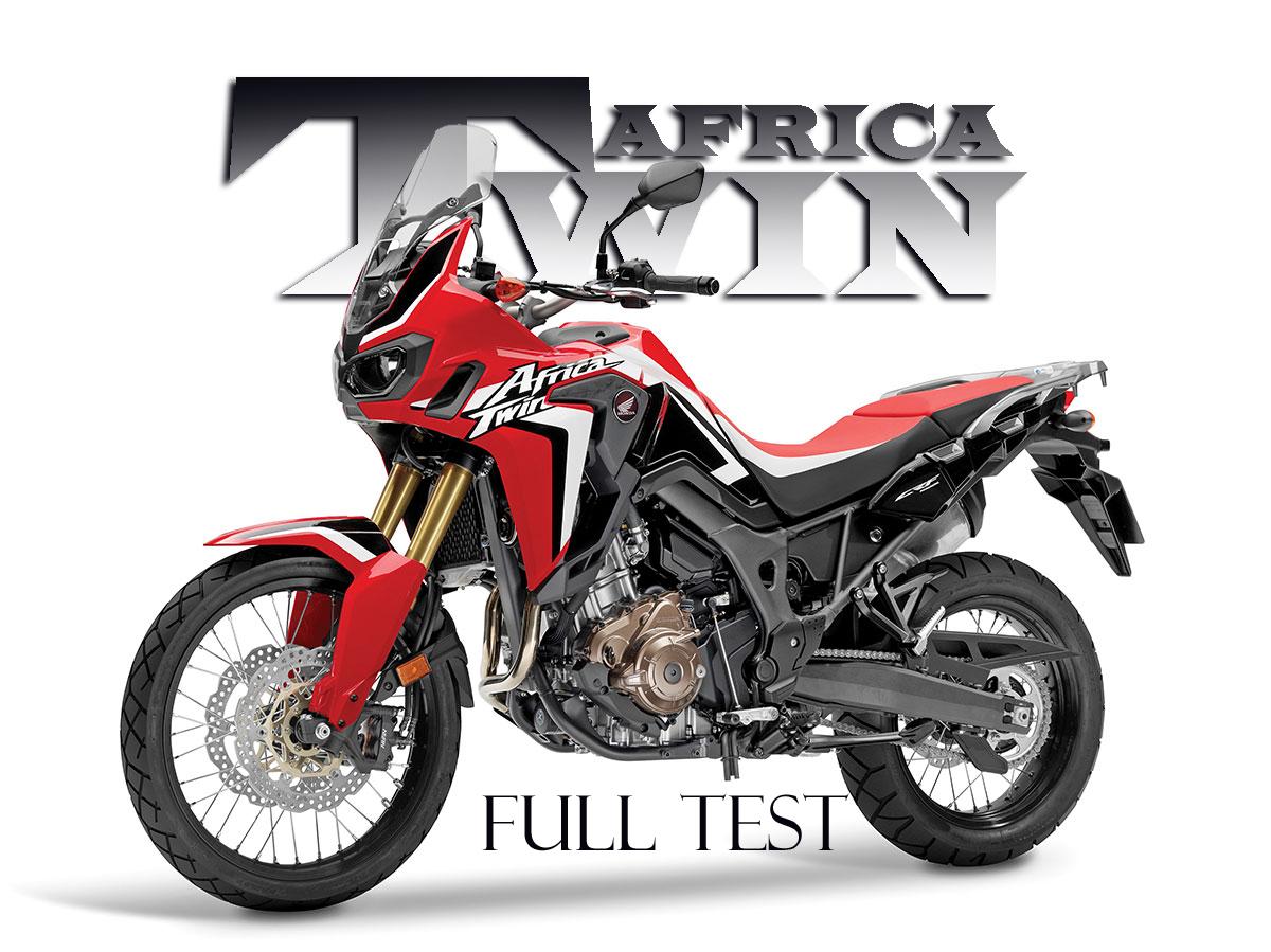 HONDA AFRICA TWIN   Dirt Bike Magazine