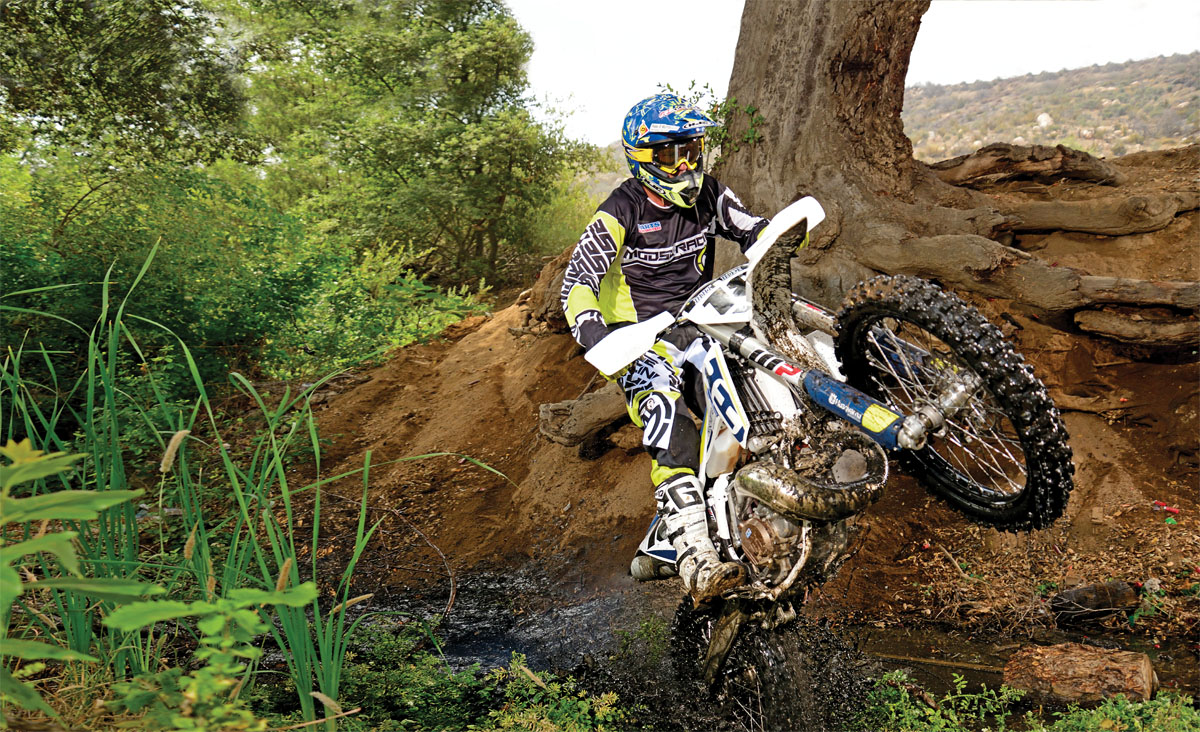 HUSQVARNA TX300 2-STROKE: FULL TEST | Dirt Bike Magazine