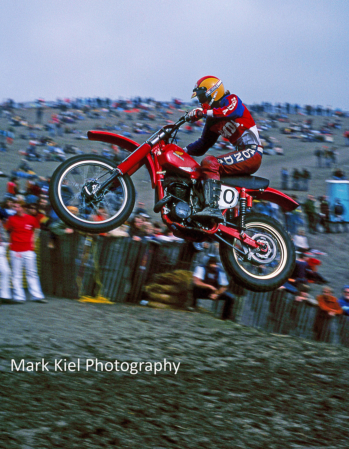 The weekly feed september 21 2016 dirt bike magazine team hondas warren reid on his way to winning the overall in the 250s at 1976 sears point trans am check out warrens factory honda its cobby being a sciox Gallery