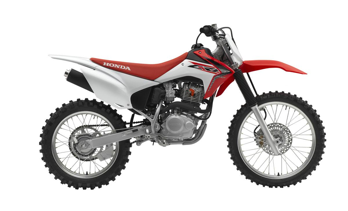 HONDA CRF230F: $4199
