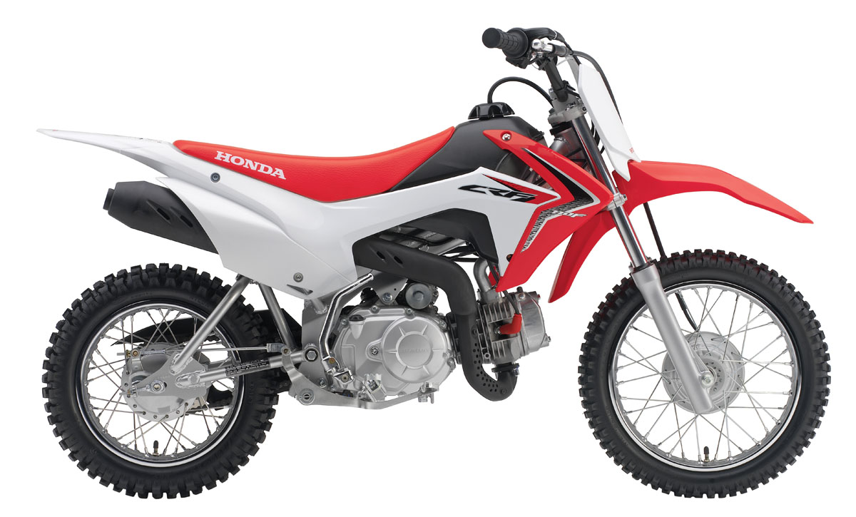 2017 Off Road Bike Buyers Guide Under 250cc Dirt Magazine Automatic Headlight Switch The 110 Is A Great First Or Second Step Into Motorcycle World With 12 Inch And 14 Wheels Size Perfect For Rider Around 9 Years Old